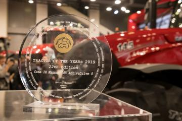 Tractor of the Year