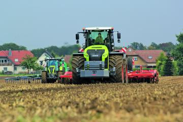 Claas Xerion 4200