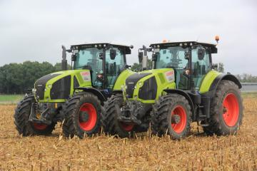 Axion 870 vs. Axion 920 Totale