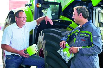 Claas After-Sales