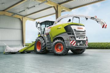 Claas IF Design Award