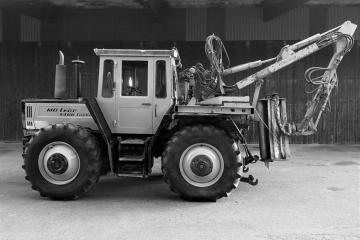 MB trac 1400 Turbo auf technikboerse.com