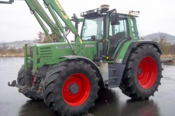 Fendt Favorit 514 C auf technikboerse.com