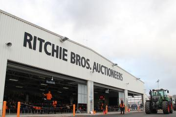 Ritchie Bros. Auktion Meppen