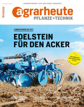 agrarheute PT Cover September 2018