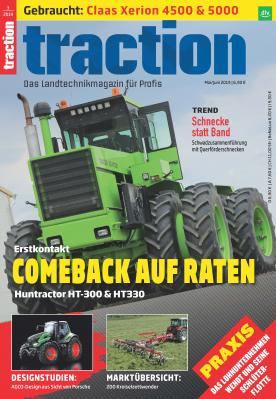 traction Titelseite 3-2019