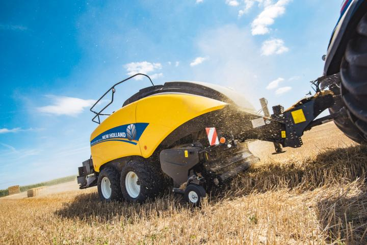 New Holland BigBaler Plus Quaderballenpresse