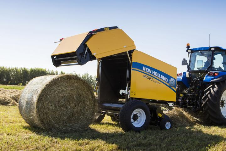 New Holland RB 120 Utility Rundballenpresse