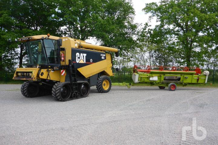 RB Auction Claas Cat Lexion 465