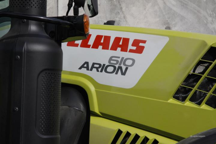 Claas Arion Traktor