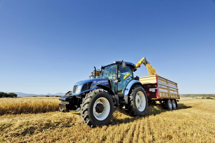 New Holland TD 5
